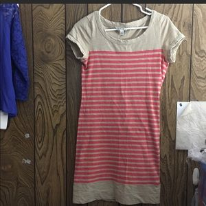BR summer tee dress size small